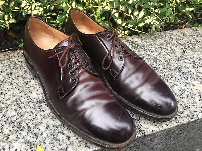 1dff5aa7409 FINAL DROP!!! RARE Brooks Brothers ALDEN 06605  8 Shell Cordovan PTB ...