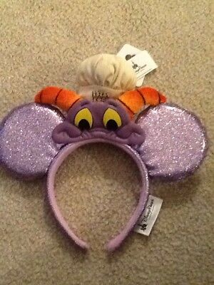 2017 Figment Epcot Food and Wine Festival Mickey Ears Headband Hat NEW Chef
