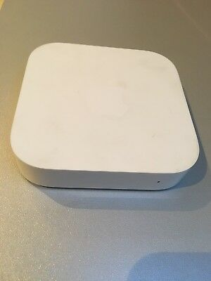 Apple AirPort Express 2nd Generation 600 Mbps 10/100 Wireless N Router...