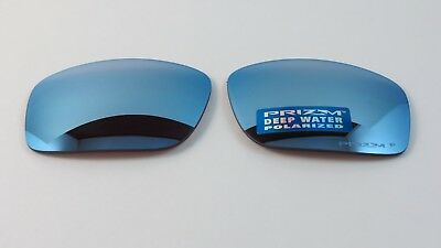 Oakley Mainlink Prizm >> Oakley Mainlink Prizm Deep Water Polarized Replacement Lenses New