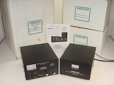 Ameritron ALS-600 Solid State FET Ham Radio Amplifier 600SPS Power Supply Fixer