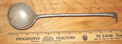 Hard To Find Vintage Wagner Ware Aluminum 9 inch Crushed Fruit Ladle
