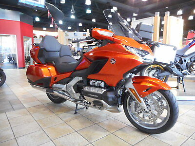 "2018 Honda Gold Wing  NEW 2018 Honda GL1800 Gold Wing Tour ""HR Signature Series"" - Custom Painted"
