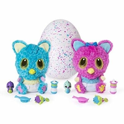 Hatchimals Cheetree Hatching Egg Interactive Pet Baby Kid Toy Boy Girl Play Gift