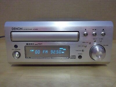 DENON UD-M30 CD, AMPLIFIER, RADIO AM FM PLAYER HiFi
