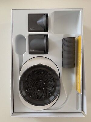 Accessories/attachments for Dyson Supersonic hairdryer in original box