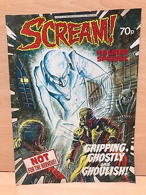 SCREAM Comic Holiday Special - 1988 - VCG Vintage Comic Book