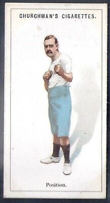 Churchman-Boxing-#01- Quality Card!!!