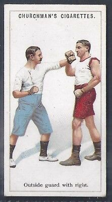 Churchman-Boxing-#04- Quality Card!!!