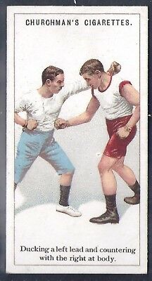 Churchman-Boxing-#08- Quality Card!!!