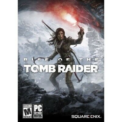 Rise of the Tomb Raider+Baba Yaga PC Global Region Free SINGLE PLAYER ONLY No CD