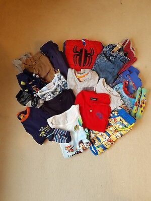 Boys Clothes Bundle Size 2-3 Years Diesel,Next,Nike etc