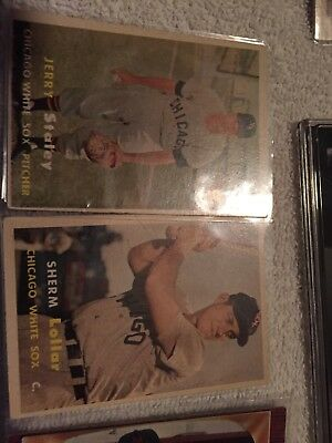 Lot Of 3 Old Baseball Cards