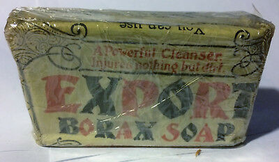 Rare 1900's Vintage Export Borax Soap Bar