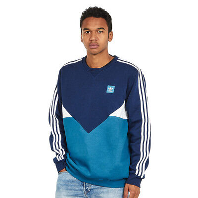 adidas Skateboarding - Pre... Collegiate Navy / Real Teal / Pale Melange / White