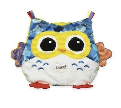 Lamaze Night Night Owl Musical Sleep Soother/Night Light Toy Baby/Toddler
