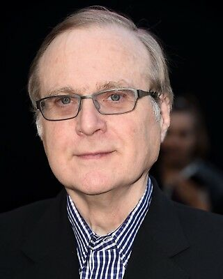 Paul Allen 8 x 10 / 8x10 GLOSSY Photo Picture IMAGE #2