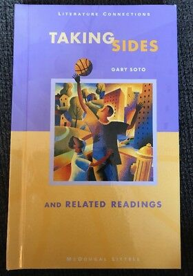 Taking Sides and Related Readings by Soto, Gary