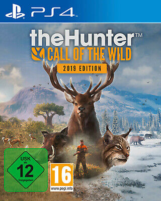 The Hunter: Call of the Wild - Edition 2019 - PlayStation 4