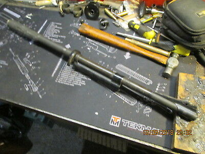 M1 Garand barrel. sporterized