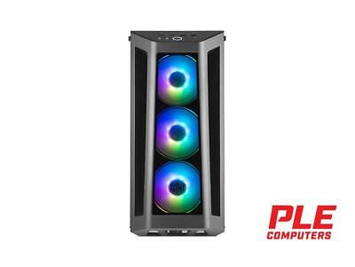 Cooler Master MasterBox MB530P Black Mid Tower Case w/Tempered Glass Side Panel