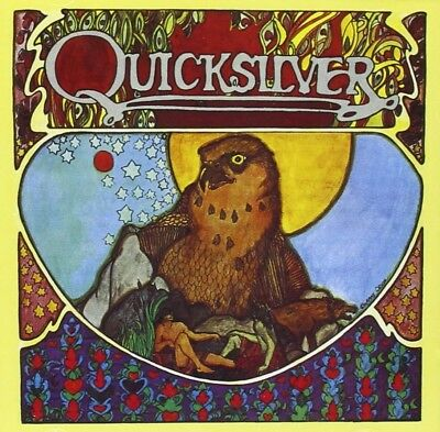 Quicksilver Messenger Service - Quicksilver  Cd New+