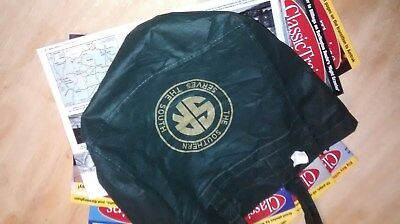 Carry Bag lettered for SOUTHERN, 12 x 6 x 12 inchs