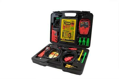 Power Probe 3 III Master Combo Kit Black Circuit Tester with Truck Fault Codes