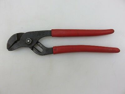 Snap-On 91ACP Adjustable Interlocking Slip Joint Channel Pliers USA Made