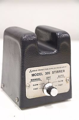 EG&G Princeton Applied Research Model 305 Stirrer + Free Priority Shipping!!!