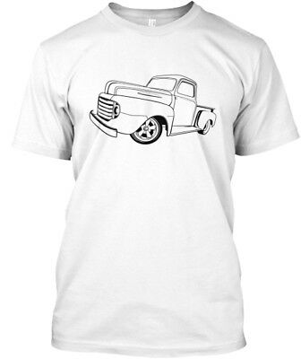1949 ford other pickups 2 125 00 picclick Old Trucks 1950 Chevy Wagon in the Van 1949 49 ford f 100 classic pickup truck f1 mens graphic t shirt