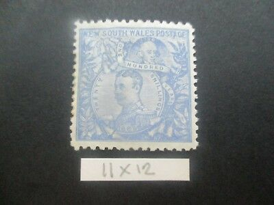 NSW Stamps: 20/- Centenary of NSW Mint - great items    (k51