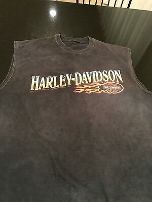 men's Harley Davidson extra large tank top XL Texas