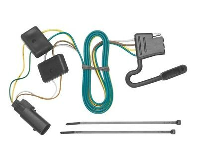 TRAILER WIRING HARNESS Kit For 08-12 Ford Escape 08-11 Mazda ... on rear window defroster kit, trailer building kit, trailer receiver, power windows kit, trailer frame kit, trailer suspension kit, trailer wheel, trailer adapter, trailer wire kit, trailer cover, trailer accessories, trailer repair kit, electrical kit, trailer hardware, exhaust kit, gauges kit, trailer fuses, trailer lights kit, trailer thermostat, trailer hook,