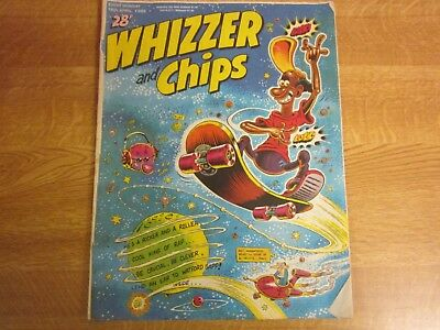 April 16th 1988, WHIZZER & CHIPS, Stephen Delaney, Jonathan Turpin, Kevin Cullen