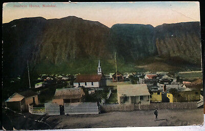 BALDWIN HOME, MOLOKAI, HAWAII, TERRITORY OF HAWAII, Post Card 1928