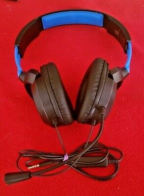 Turtle Beach Ear Force Recon 50p Stereo Headset 3.5mm  Playstation 4 Xbox One