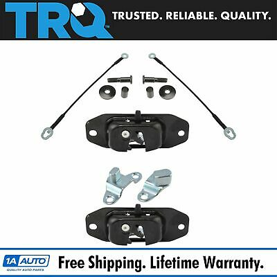 Tailgate Tail Gate Repair Kit W Latch Cable Hinge Striker Bolt For