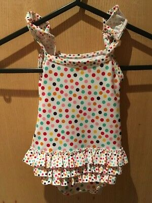 Baby girl's swimming costume, Mothercare, 3-6 months, new with tags