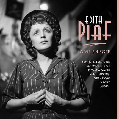 Edith Piaf - La Vie En Rose   Vinyl Lp New+