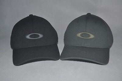 New O Tincan Cap TRUCKER PRINT GOLF Curved Bill Flex-Fit Men's Hat S/M L/XL