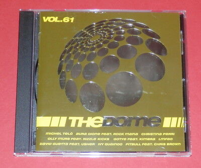 The Dome - Vol. 61 -- 2er-CD / Pop Sampler