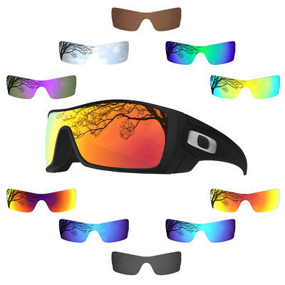 7a82c0b4b1 Dynamix Polarized Replacement Lenses for Oakley Batwolf - Multiple Options