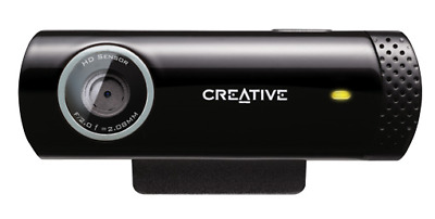 Creative Live! Cam Chat HD - 73VF070000001  (Cameras > Webcams)