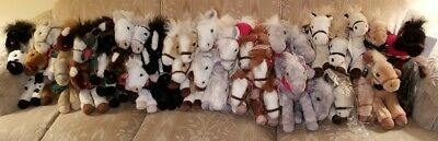 Wells Fargo Pony Plushes Collection: 2003 - 2016