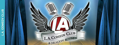 2 Tickets To L.a. Comedy Club At The Stratosphere Hotel In Las Vegas