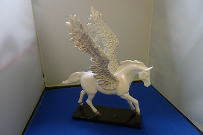 """The Trail of Painted Ponies 2006 """"Silver Lining"""" Pegasus #12219"""