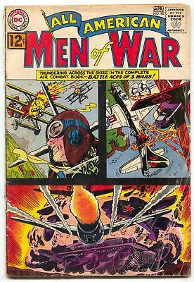 All-American Men Of War #90 1962-As I Opened Fire -Roy Lichtenstein