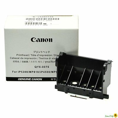 Original & Brand New QY6-0075 Print Head For Canon MX850 IP4500 IP5300 MP610