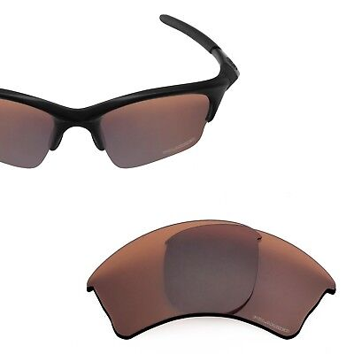 76c12e72ed8a LO Anti-seawater Brown Polarized Lens Replacement for-Oakley Half Jacket XLJ